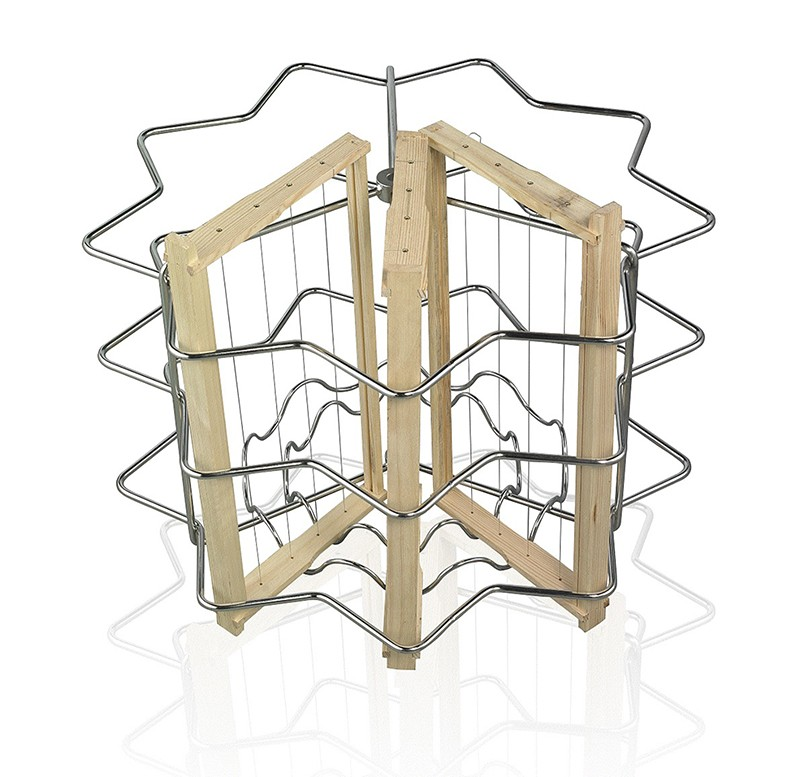 Electric 9 Frame Extractor Frames