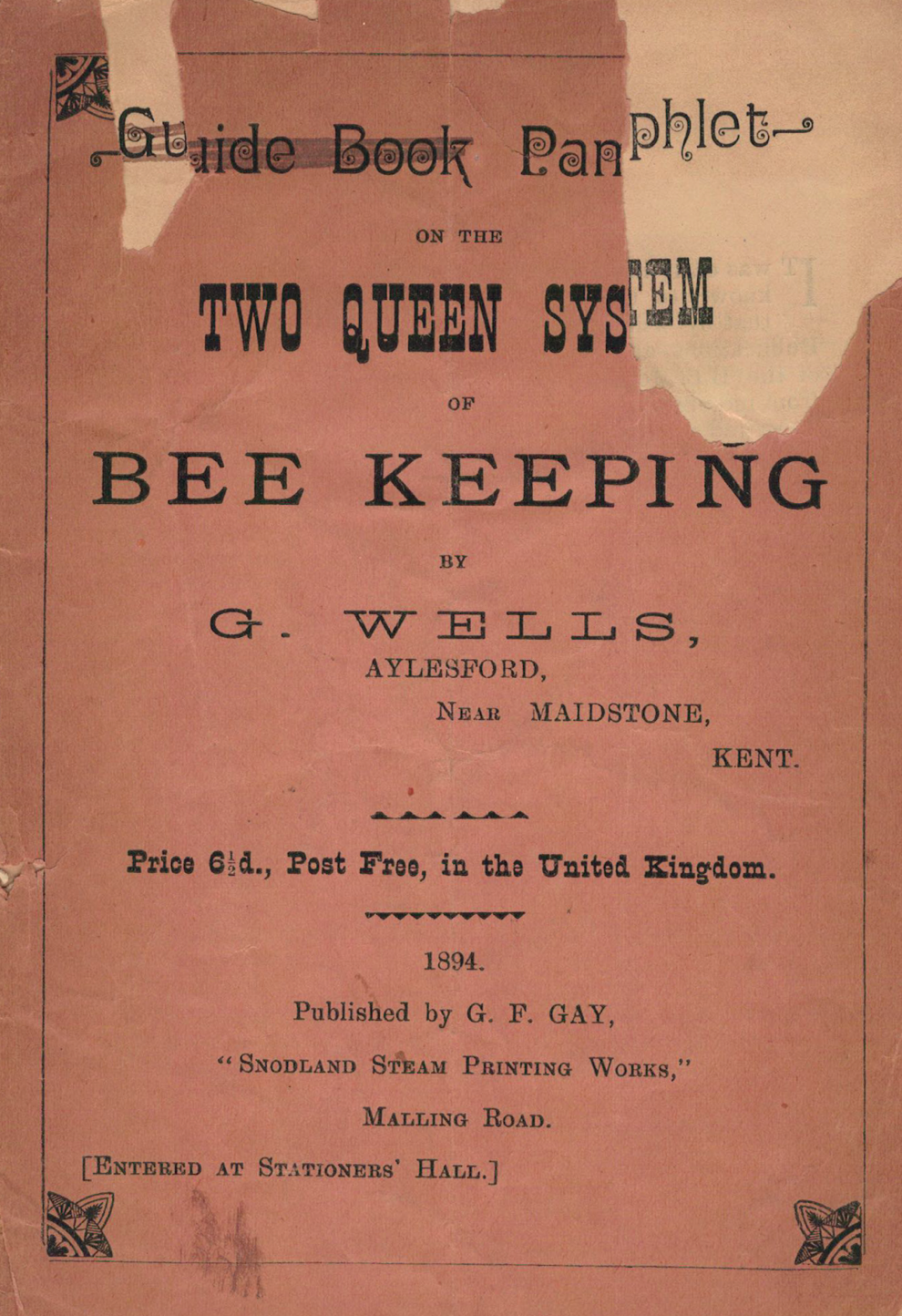 Wells-system-pamphlet